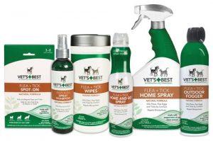 Vet's Best Natural Flea and Tick remedies