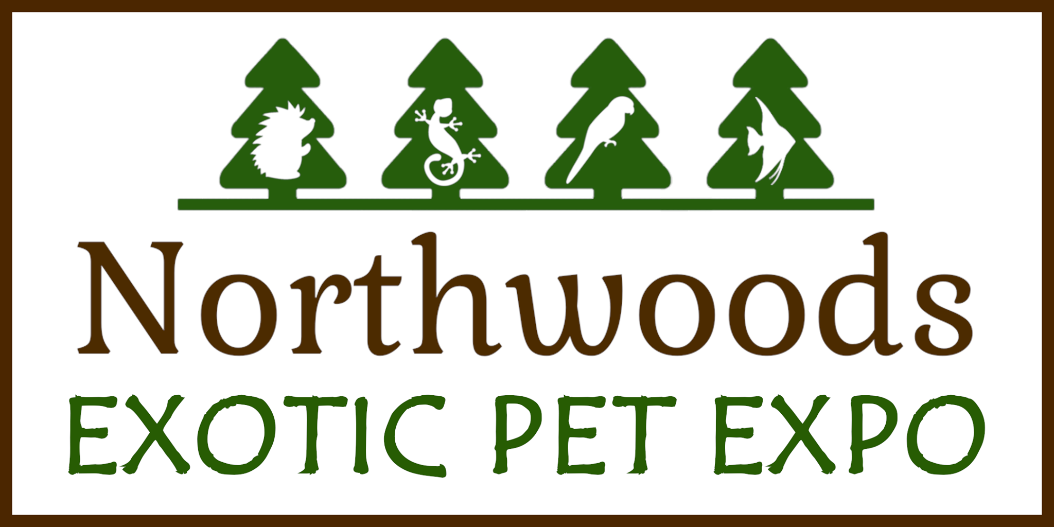 2020 Northwoods Exotic Pet Expo – POSTPONED