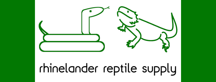 Welcome Rhinelander Reptile Supply customers!