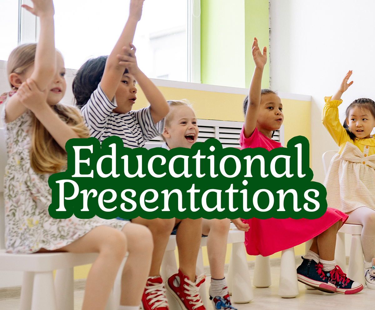 Read more about the article Host an Educational Presentation by Northwoods Pets!